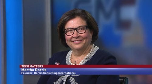 Tech Matters with Martha Dorris