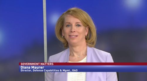 Government Matters with Diana Maurer