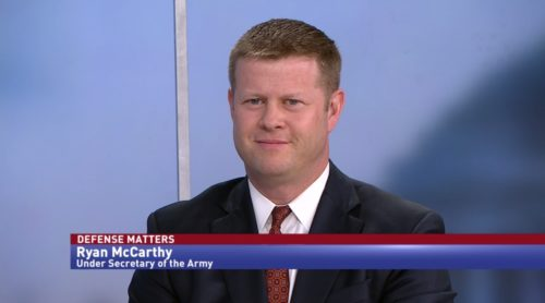 Defense Matters with Ryan McCarthy
