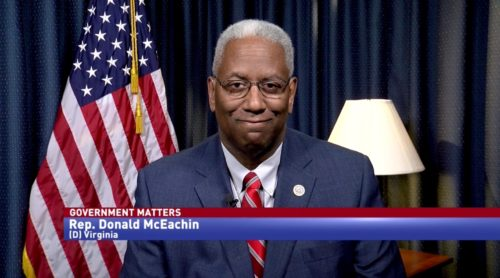 Government Matters with Rep. Donald McEachin