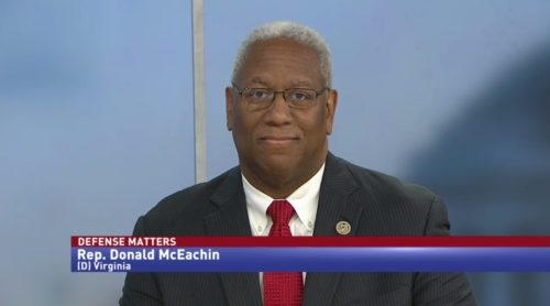 Defense Matters with Rep. Donald McEachin