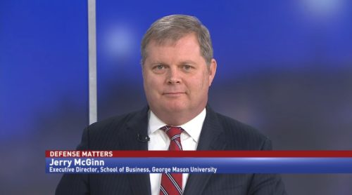 Defense Matters with Jerry McGinn