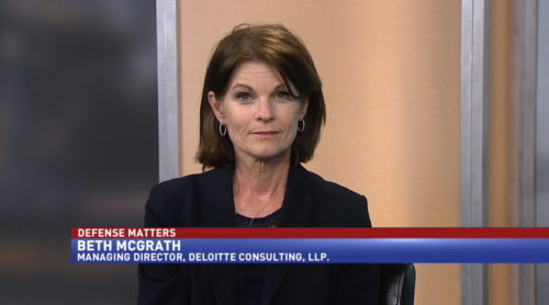 Defense Matters with Beth McGrath