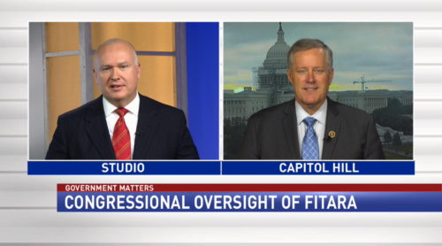 Government Matters Congressional Oversight of Fitara