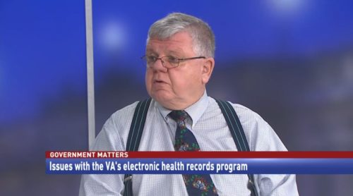 Government Matters Issues with the VA's electronic health records program