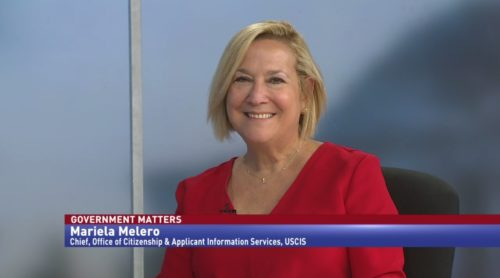Government Matters with Mariela Melero