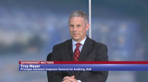 Government Matters with Troy Meyer