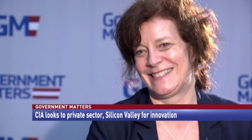 Government Matters CIA looks to private sector, Silicon Valley for innovation
