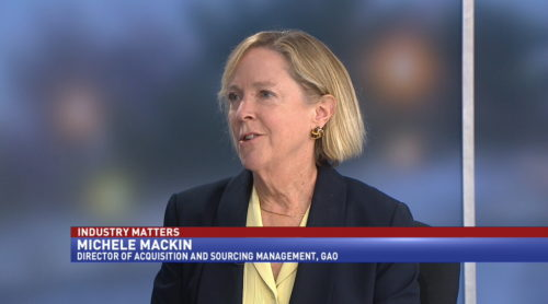 Industry Matters with Michele Mackin