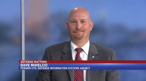 Defense Matters with David Mihelcic