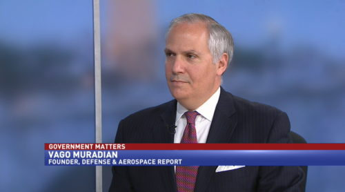 Government Matters with Vago Muradian