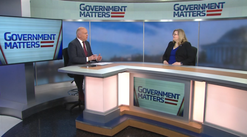 Government Matters Panel with Murphy