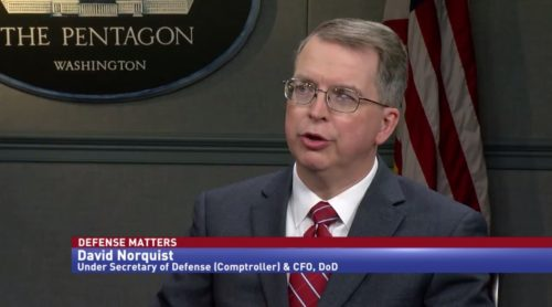 Defense Matters with David Norquist