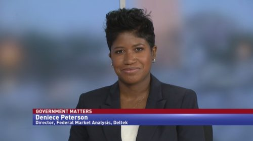 Government Matters with Deniece Peterson