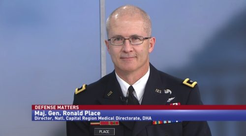 Defense Matters with Maj. Gen. Ronald Place