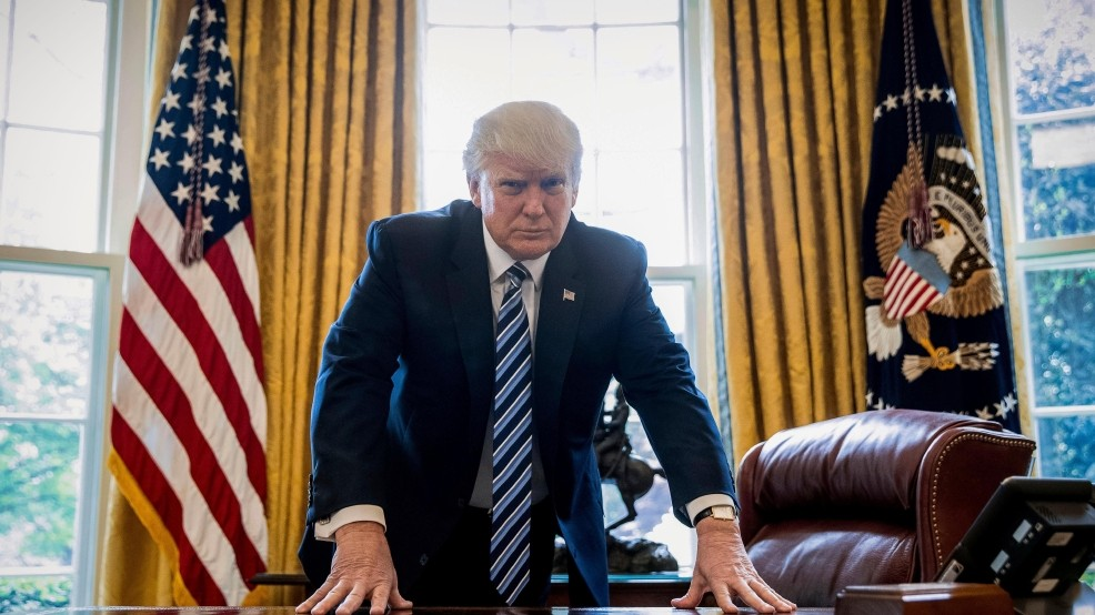 President Trump signs cybersecurity executive order