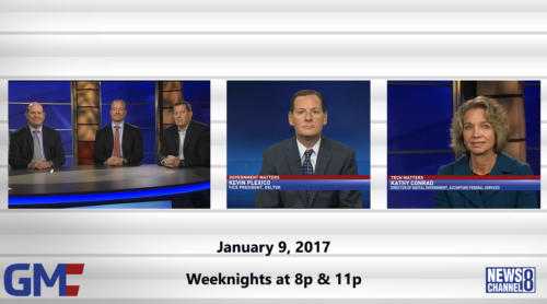 Government Matters January 9, 2017