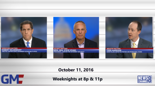 Government Matters October 11, 2016