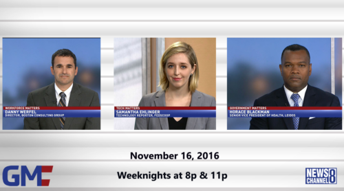 Government Matters November 16, 2016