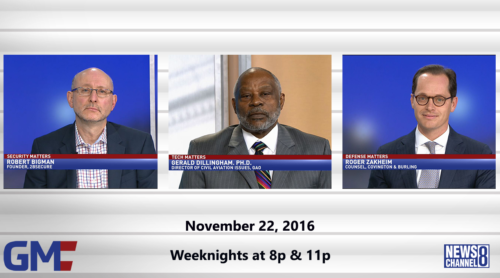 Government Matters November 22, 2016