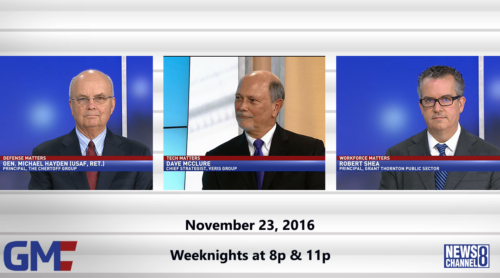 Government Matters November 23, 2016