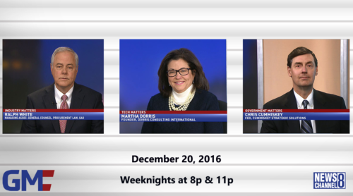 Government Matters December 20, 2016