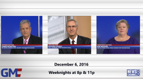 Government Matters December 6, 2016