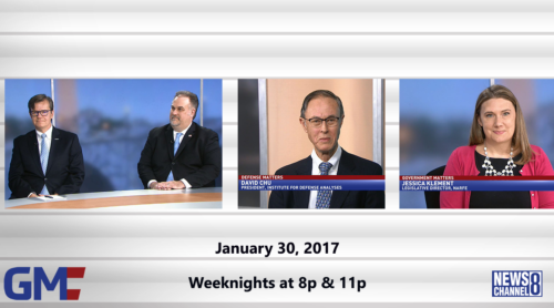 Government Matters January 30, 2017
