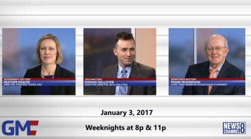 Government Matters January 3, 2017