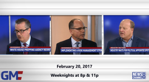 Government Matters February 20, 2017