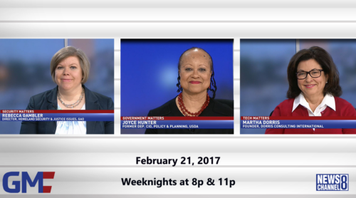 Government Matters February 21, 2017