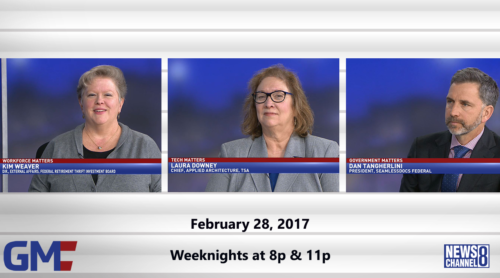 Government Matters February 28, 2017