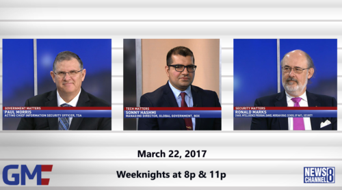 Government Matters March 22, 2017