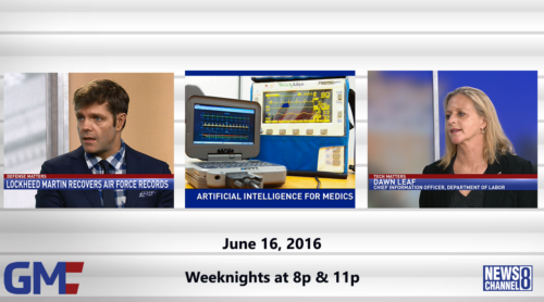 Government Matters June 16, 2016