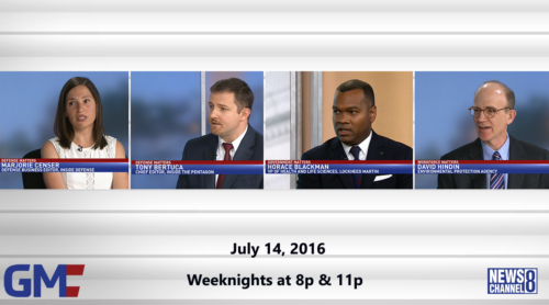 Government Matters July 14, 2016