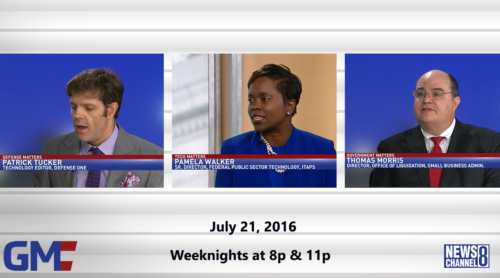 Government Matters July 21, 2016