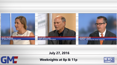 Government Matters July 27, 2016