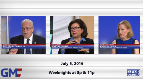 Government Matters July 5, 2016
