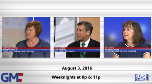 Government Matters August 3, 2016