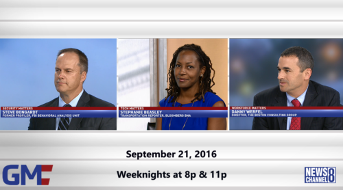 Government Matters September 21, 2016