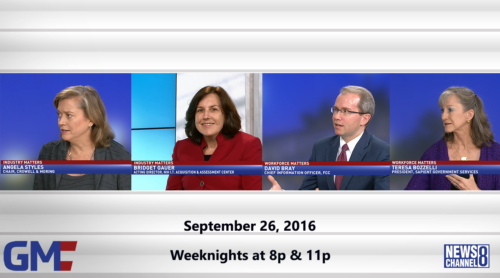 Government Matters September 26, 2016
