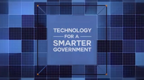 Technology for a Smarter Government