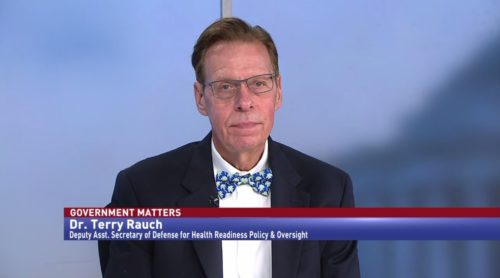 Government Matters with Dr. Terry Rauch
