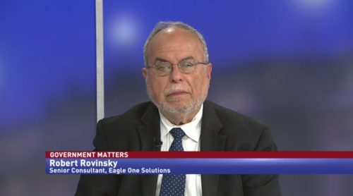 Government Matters with Robert Rovinsky