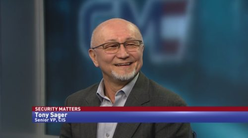 Security Matters with Tony Sager
