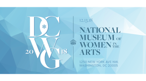 DCWG 2018 at the National Museum of Women in the Arts