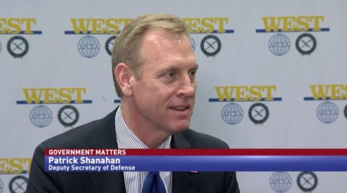 Government Matters with Patrick Shanahan