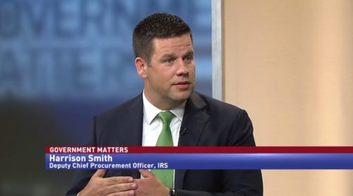 Government Matters with Harrison Smith