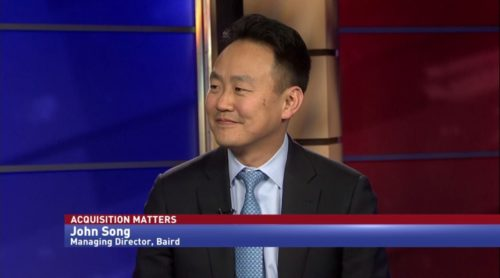 Acquisition Matters with John Song