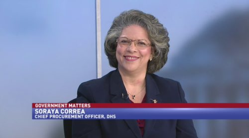 Government Matters with Soraya Correa